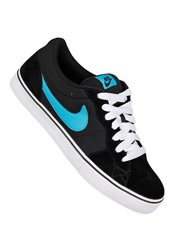 NIKE 6.0 Isolate LR black/turquoise blue/white