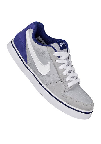 NIKE 6.0 KIDS/ Ruckus Low JR wolf grey/white/deep royal