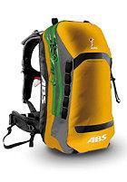 ABS Packsack 15 Vario yellow/green