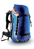 ABS Packsack 30 Vario darkblue/orange