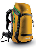 ABS Packsack 30 Vario yellow/green