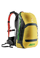 ABS Powder Zip-On 15 L Packsack green