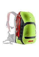 ABS Powder Zip-On 15 L Packsack green