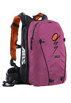 ABS Powder Zip-On 15 L Packsack purple