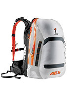 ABS Powder Zip-On 15 L Packsack white/orange