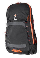 ABS Powder Zip-On 15 Packsack black/orange