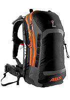 ABS Vario 15 Packsack black/orange