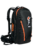 ABS Vario 18 Ultralight Packsack black/orange