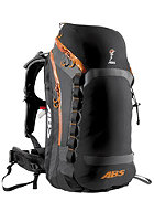 ABS Vario 25 Packsack black/orange