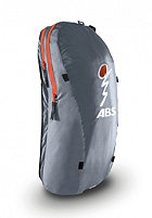 ABS Vario Zip-On 18L Ultralight silver/orange