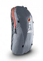ABS Vario Zip-On 18L Ultralight silver/orange