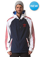ADIDAS 3 Stripe Jacket conavy/white
