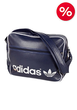 ADIDAS Ac Airline Bag dark indigo/metallic silver