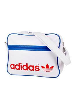 ADIDAS Ac Airline Bag white/light scarlet