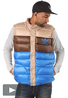 ADIDAS AC Padded Vest Jacket clear sand