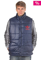 ADIDAS AC Padded Vest Jacket dark indigo