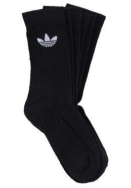 ADIDAS Adi Crew Socks 3-PK black