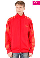 ADIDAS Adi Firebird TT Jacket vivd red/infrared