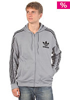 ADIDAS Adi Floc Hooded Jacket tech grey