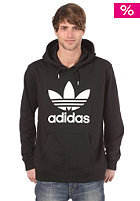 ADIDAS ADI Trefoil Hooded Sweat black/white