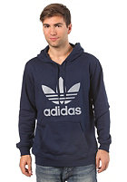 ADIDAS Adi Trefoil Hooded Sweat dark indigo/tech grey