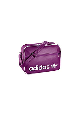 ADIDAS Adicolor Airline Shoulder Bag ultra purple/white