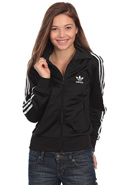 ADIDAS ADICOLOR/ Womens Logo Firebird Tracktop Jacket black/running white