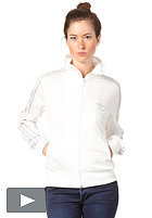 ADIDAS ADICOLOR/ Womens Logo Firebird Tracktop Jacket running white/met