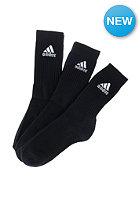 ADIDAS Adicrew Hc 3 Pack Socks black/black/wht