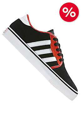 ADIDAS ADIDAS KIDS/ Seeley black/core energy/running white (5 / 37, Seeley black/core e