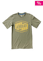 ADIDAS As_5 Art_A S/S T-Shirt sttegr/megrhe/stfago