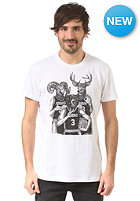 ADIDAS Bear B-Ball S/S T-Shirt white