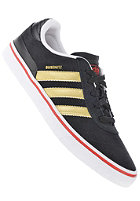 ADIDAS Busenitz Vulc black 1 / metallic gold / light scarlet