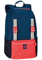 ADIDAS Campus Backpack triblu/legink/redzes