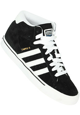 ADIDAS Campus Vulc Mid black/running white