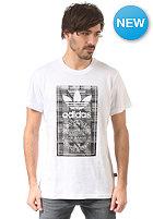 ADIDAS City Tongue S/S T-Shirt white