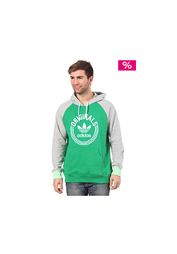 ADIDAS College Hooded Sweat fairway/super green