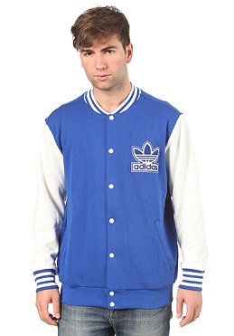 ADIDAS College Jacket collroyal/charcoal