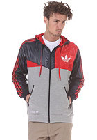 ADIDAS Colorado Hooded Zip Sweat megrhe