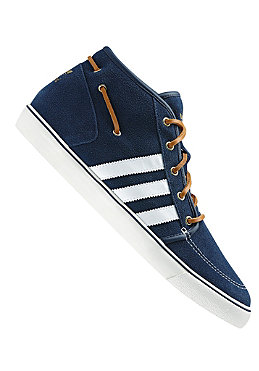 ADIDAS Court Deck Vulc Mid dark indigo/white vapour/white