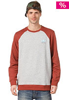 ADIDAS Crew Skate Sweat medgrehea/su