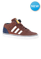 ADIDAS Culver Mid fox brown f14-st/ftwr white/collegiate navy