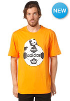 ADIDAS Enjoi S/S T-Shirt lgtorange