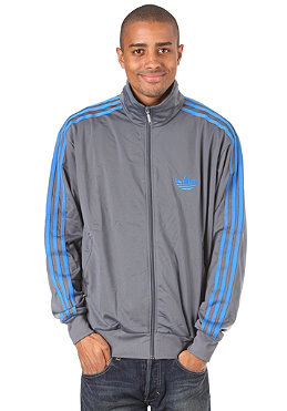 ADIDAS Firebird Tracktop Jacket lead/bluebird