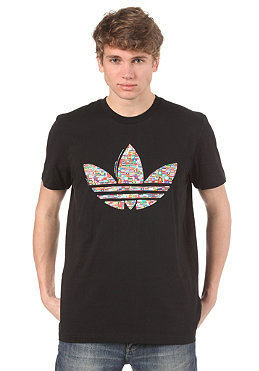 ADIDAS Flags S/S T-Shirt black