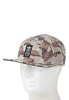 ADIDAS Flatcap Run Cap earth khaki s13/black