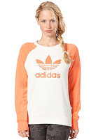 ADIDAS Fun Sweat running white / haze coral s13