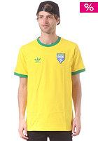 ADIDAS Futebol Brazil S/S T-Shirt sun
