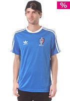 ADIDAS Futebol USA S/S T-Shirt blubir/lgtsca/wht