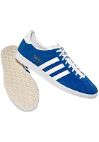 ADIDAS Gazelle OG af blue/white/metallic gold  